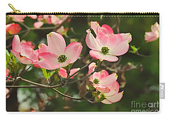 Dance Of The Dogwood Carry-all Pouch
