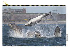 Dance Of The Dolphins Carry-all Pouch