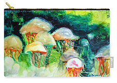 Dance Of The Jellyfish Carry-all Pouch