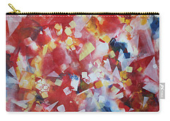 Dance Of The Lights Carry-all Pouch