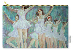 Dance Rehearsal Carry-all Pouch