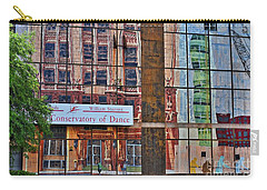 Carry-all Pouch featuring the photograph Dance by Skip Willits
