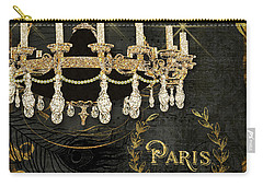 Dance The Night Away 2  Carry-all Pouch by Audrey Jeanne Roberts