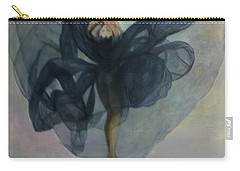 Dance With A Black Shawl Carry-all Pouch