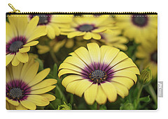 Dance With Daisies Carry-all Pouch