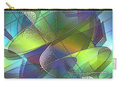 Dance With Me Carry-all Pouch by Iris Gelbart