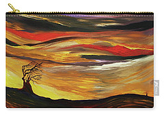 Dance In The Wind Carry-all Pouch