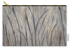 Dancing Cattails 2 Carry-all Pouch by Trish Toro