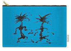 Dancing Couple 5 Carry-all Pouch
