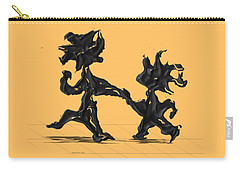 Dancing Couple 6 Carry-all Pouch