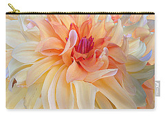 Dancing Dahlia Carry-all Pouch