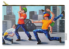 Dancing Dudes Carry-all Pouch