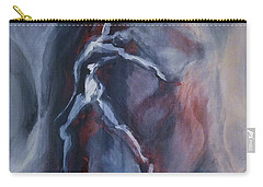 Dancing Figure Carry-all Pouch