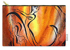 Dancing Fire I Carry-all Pouch