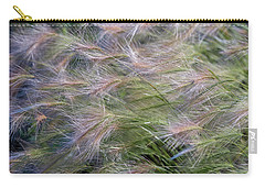 Dancing Foxtail Grass Carry-all Pouch
