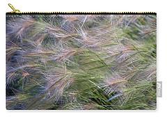 Dancing Foxtail Grass Carry-all Pouch