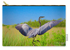 Dancing In The Glades Carry-all Pouch