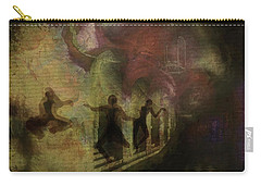 Dancing In The Hallways Carry-all Pouch
