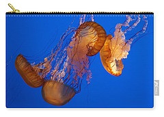 Dancing Sea Nettles Carry-all Pouch