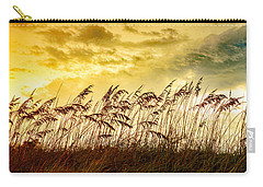 Dancing Sea Oats Carry-all Pouch