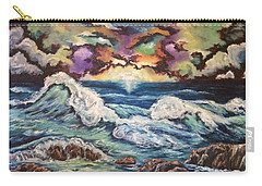 Dancing Skies 3 Carry-all Pouch by Cheryl Pettigrew