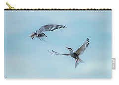 Dancing Terns Carry-all Pouch