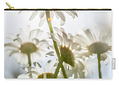 Dancing With Daisies Carry-all Pouch