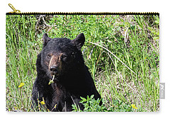 Dandelion Bear Carry-all Pouch