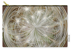 Dandelion Fluff Orb Carry-all Pouch