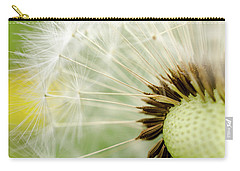 Dandelion Fluff Carry-all Pouch