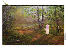 Dandelion In The Breez Carry-all Pouch