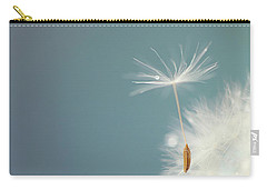 Dandelion Seedhead Carry-all Pouch