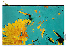 Dandelion Summer Carry-all Pouch