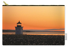 Dandelions At Sunrise Carry-all Pouch