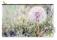 Dandilion Wishes Carry-all Pouch