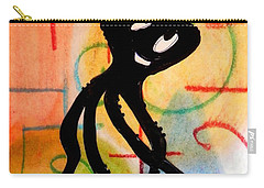 Dangling Carry-all Pouch