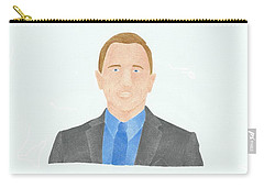 Daniel Craig Carry-all Pouch