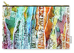 Danxia Water Falls Carry-all Pouch