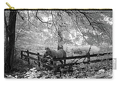 Dappled Horse Carry-all Pouch