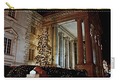 Dar Memorial Continental Hall Carry-all Pouch by Suzanne Stout