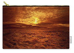 Carry-all Pouch featuring the photograph Dare I Hope by Phil Koch