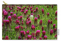 Dare To Be Different Carry-all Pouch by Barbara Bowen