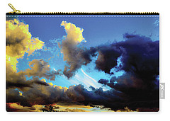Dark And Dusty Skies  Carry-all Pouch