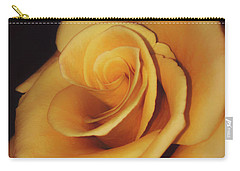 Dark And Golden Carry-all Pouch