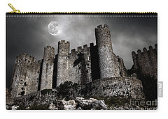 Dark Castle Carry-all Pouch by Carlos Caetano