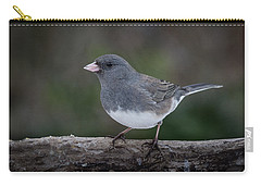 Dark Eyed Junco Carry-all Pouch