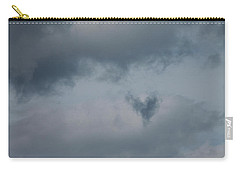 Dark Heart Cloud Carry-all Pouch