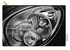 Carry-all Pouch featuring the photograph Dark Light by Jeremy Lavender Photography