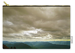 Dark Mountains Too Carry-all Pouch