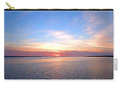 Dark Sunrise I I Carry-all Pouch by  Newwwman